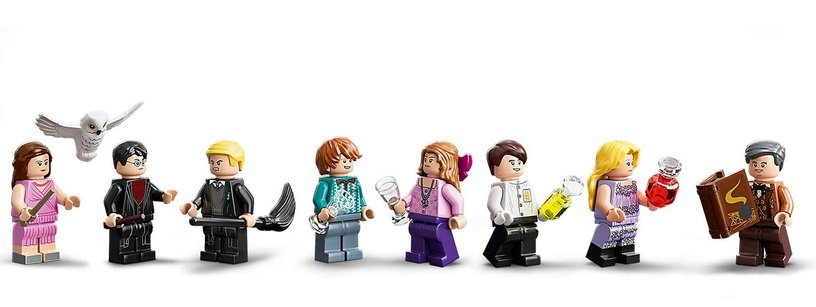 Конструктор LEGO Harry Potter Hogwarts Astronomy Tower 75969 75969, 971 шт.