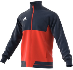 Adidas Tiro 17 Training Jacket BQ2601 Navy Orange XL
