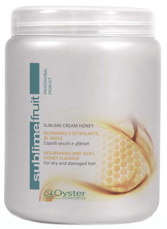 Kaukė plaukams Oyster Cream Sublime Honey Cream, 1000 ml