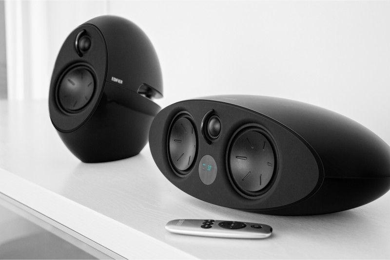 Edifier E255 Speaker System Black