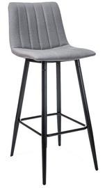 Signal Meble Chair Alan H-1 Grey/Black Matte