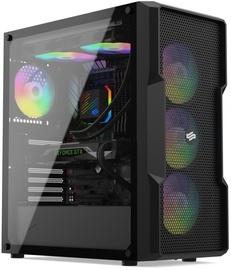 SilentiumPC Regnum RG6V EVO TG ARGB E-ATX Mid-Tower Black