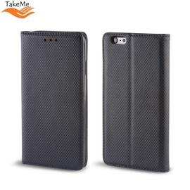 TakeMe Smart Magnetic Fix Book Case Xiaomi Redmi 7 Black