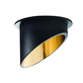 Įmontuojamas šviestuvas Kanlux Spag C B/G, 35W, GU10
