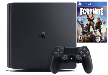 Sony Playstation 4 (PS4) Slim 500GB + Fortnite Bomber Pack Edition