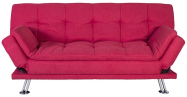 Home4you Sofa Bed Roxy Red 11687