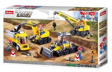 Конструктор Sluban Construction Set M38-B0810