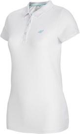4F Women's T-shirt Polo NOSH4-TSD007-10S S