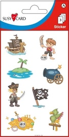 Herlitz Stickers Pirates