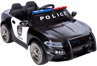 Bezvadu automašīna Netcentret Police, melna