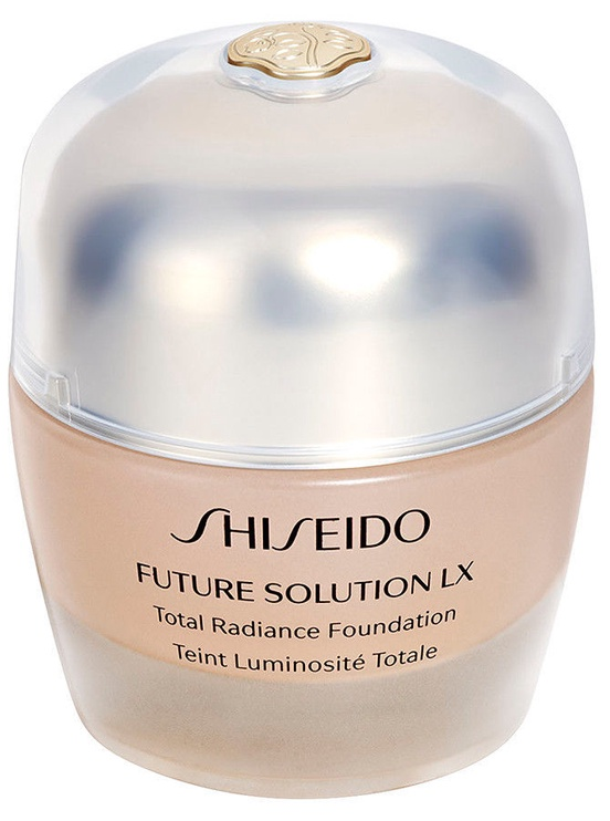 Shiseido Future Solution Lx Total Radiance Foundation Fluid 30ml 3 Rose