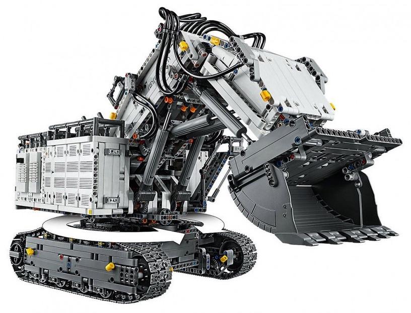 Конструктор LEGO Technic Liebherr R 9800 42100
