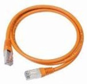 Gembird CAT 5e Patch Cable Orange 0.25m