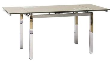 Signal Meble Table GD-017 Dark Beige