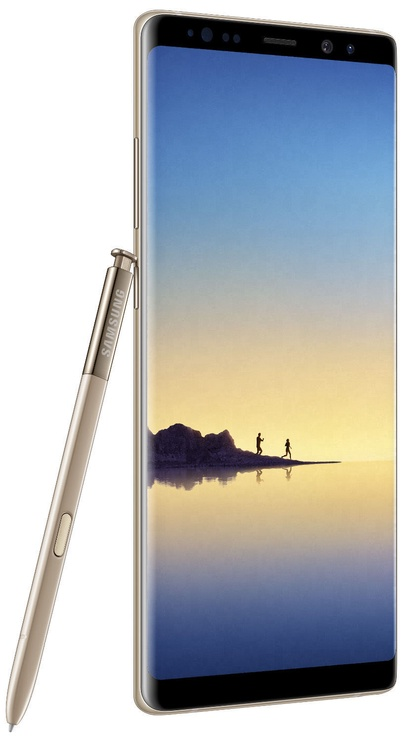 Samsung SM-N950F Galaxy Note 8 64 GB Maple Gold