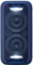 Belaidė kolonėlė Sony GTK-XB5 Blue