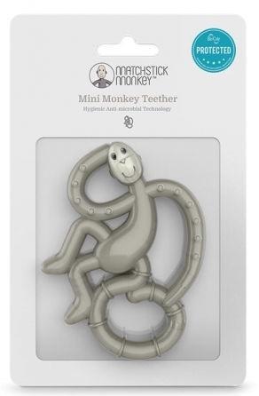 Прорезыватель Matchstick Monkey 3m+ Grey