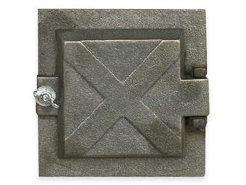 "Puhastamise uks ""Metnetus"", 2 kg, 150 x 150 mm"