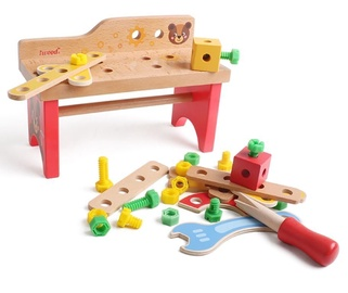 Iwood Wooden Toy Workbench 739423
