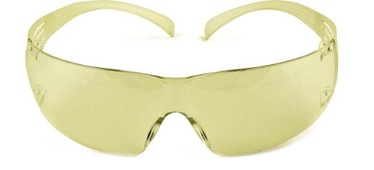 3M Safety Goggles Secure Fit 400 Yellow