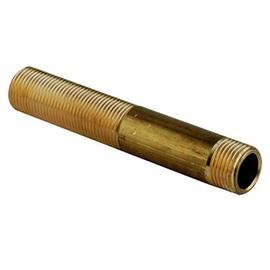 "Ilgasriegis TDM Brass, 1"", 150 mm, išorinis sriegis"