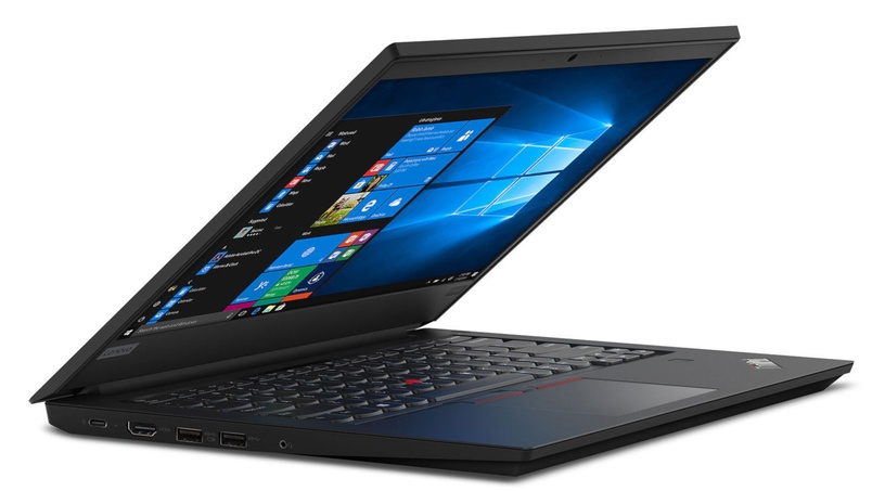 Lenovo ThinkPad E490 Black 20N8002APB