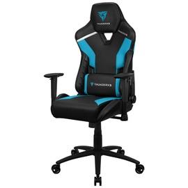 Žaidimų kėdė Thunder X3 TC3 Azure Blue