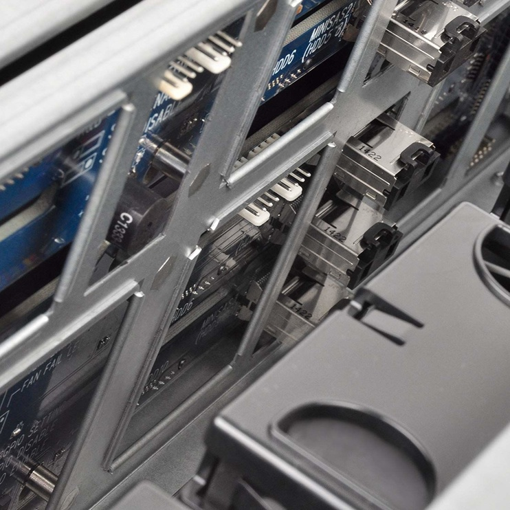 SilverStone Server Case RM420 4U