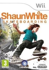 Wifi игра Shaun White Skateboarding Wii