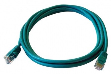 ART Patchcord RJ45 5e UTP 5m Green