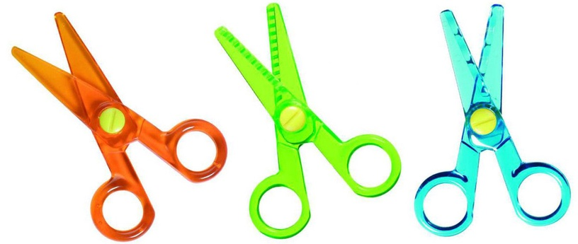 Crayola Minikids Scissors 3pcs