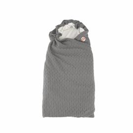 Детский спальный мешок Lodger Wrapper Empire, серый, 115 см