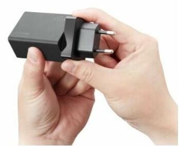 Зарядное устройство Lenovo 40AW0065EU, 65 Вт, 120 - 240 В, USB-C