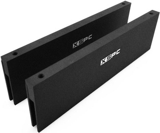 XSPC Universal Memory Side Plate Twin Set