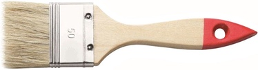Kana Flat Paintbrush with Wooden Handle 80% 70mm