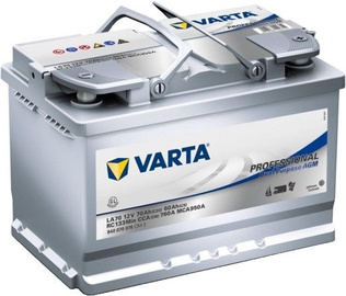 Аккумулятор Varta Professional AGM LA70, 12 В, 70 Ач, 760 а