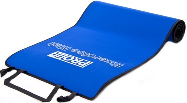 PROfit Exercise Mat 180x60x0.6cm Blue
