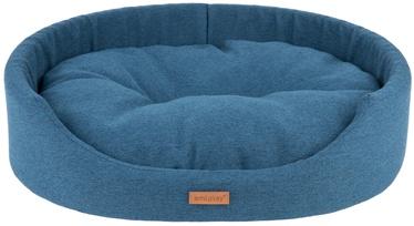 Amiplay Montana Oval Bedding S 46x38x13cm Blue