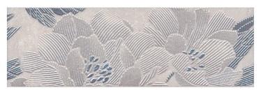 Akmens masės dekoruotos plytelės Nisida, 75 x 25 cm