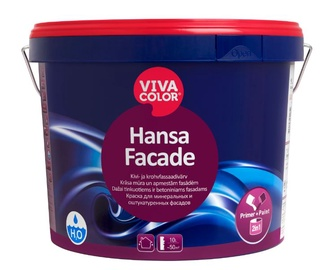 KRĀSA FASĀDEI HANSA FACADE 2,7L LC (VIVACOLOR)