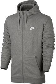 Nike Hoodie NSW FZ FT 804391 063 Gray XL