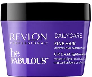 Revlon Professional Be Fabulous Daily Care Fine Hair Cream Lightweight Mask 200ml