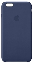 Apple Case For iPhone 6s Plus Leather Midnight Blue