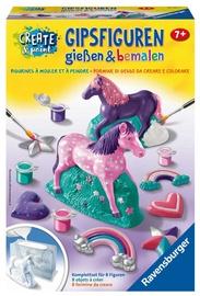 Gipsinių figūrų gaminimo rinkinys Ravensburgewr Fantasy Horse 28524