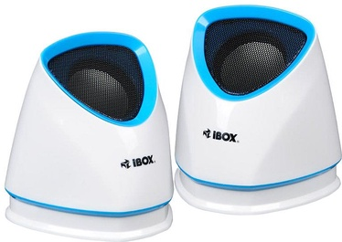iBOX 2.0 Molde Speakers White