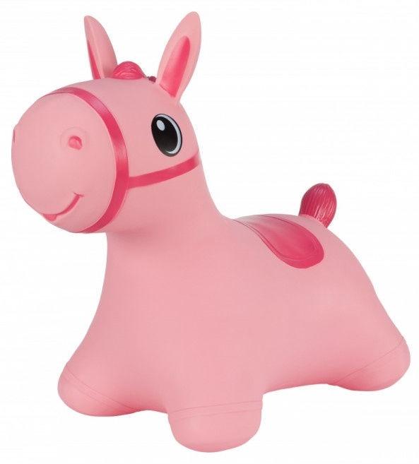 Tootiny Hoppimals Jumping Horse Pink