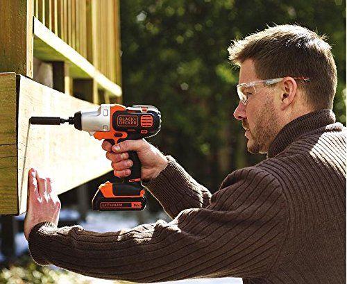 Black & Decker MT218KB-QW Cordless Drill
