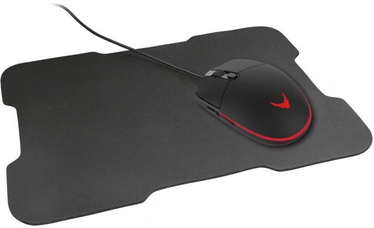 Omega Varr Gaming Mouse + Mousepad 45195