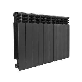 Aliuminio radiatorius Armatura G500F 10 dalių Anthracite