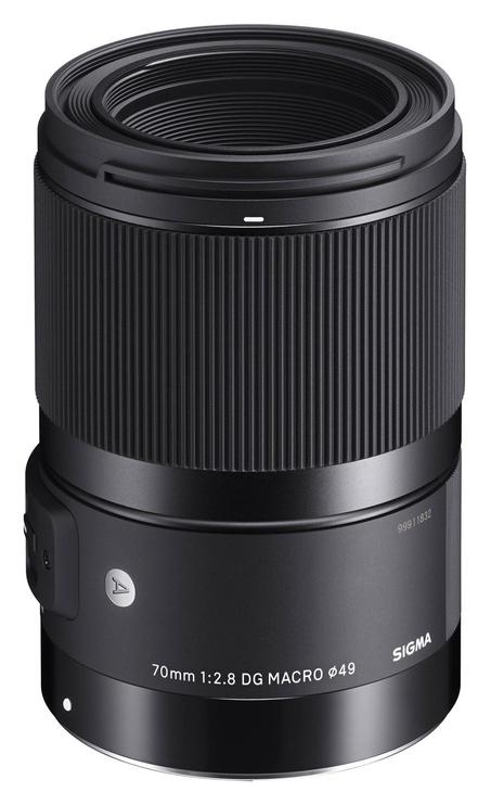 Objektyvas Sigma 70mm F2.8 DG Macro Art For Sony E
